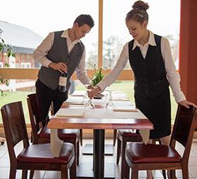 CAP Serveur en Café – Brasserie