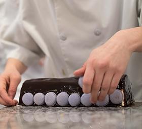 MC Cuisinier en Dessert de Restaurant