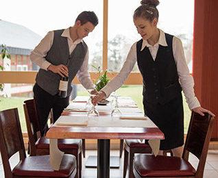 CAP Commercialisation et services en Hotel-cafe-restaurant
